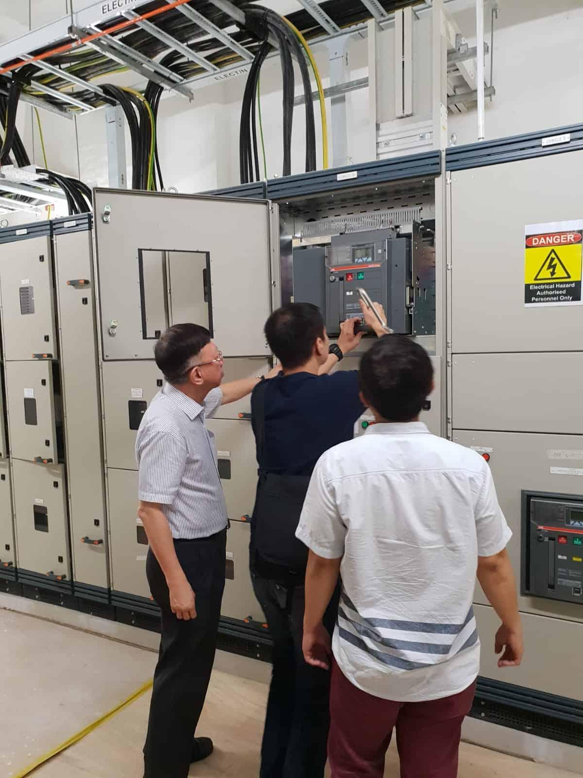 lew electrician singapore