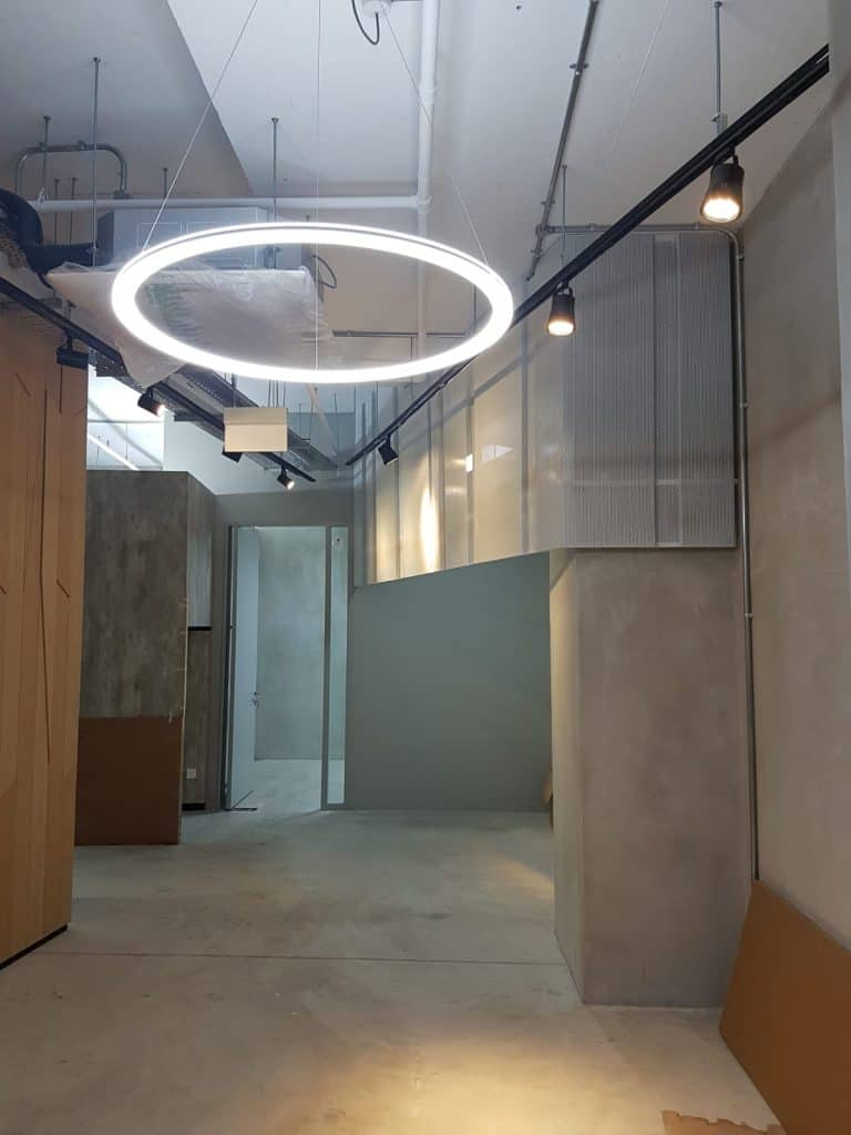 singapore light installation services